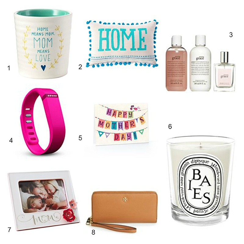 8 Last Minute Mother's Day Gifts
