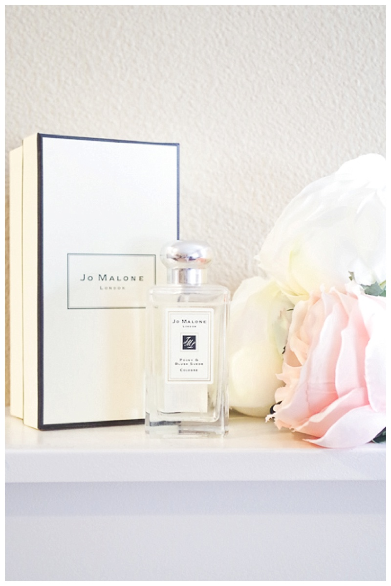 Product Review: Jo Malone Perfume