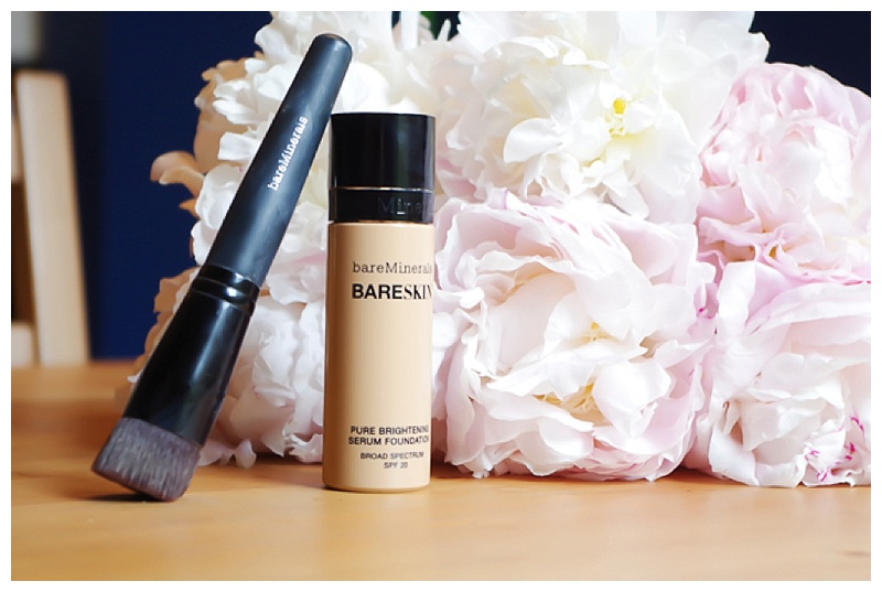 Product Review: Bare Minerals BareSkin Foundation