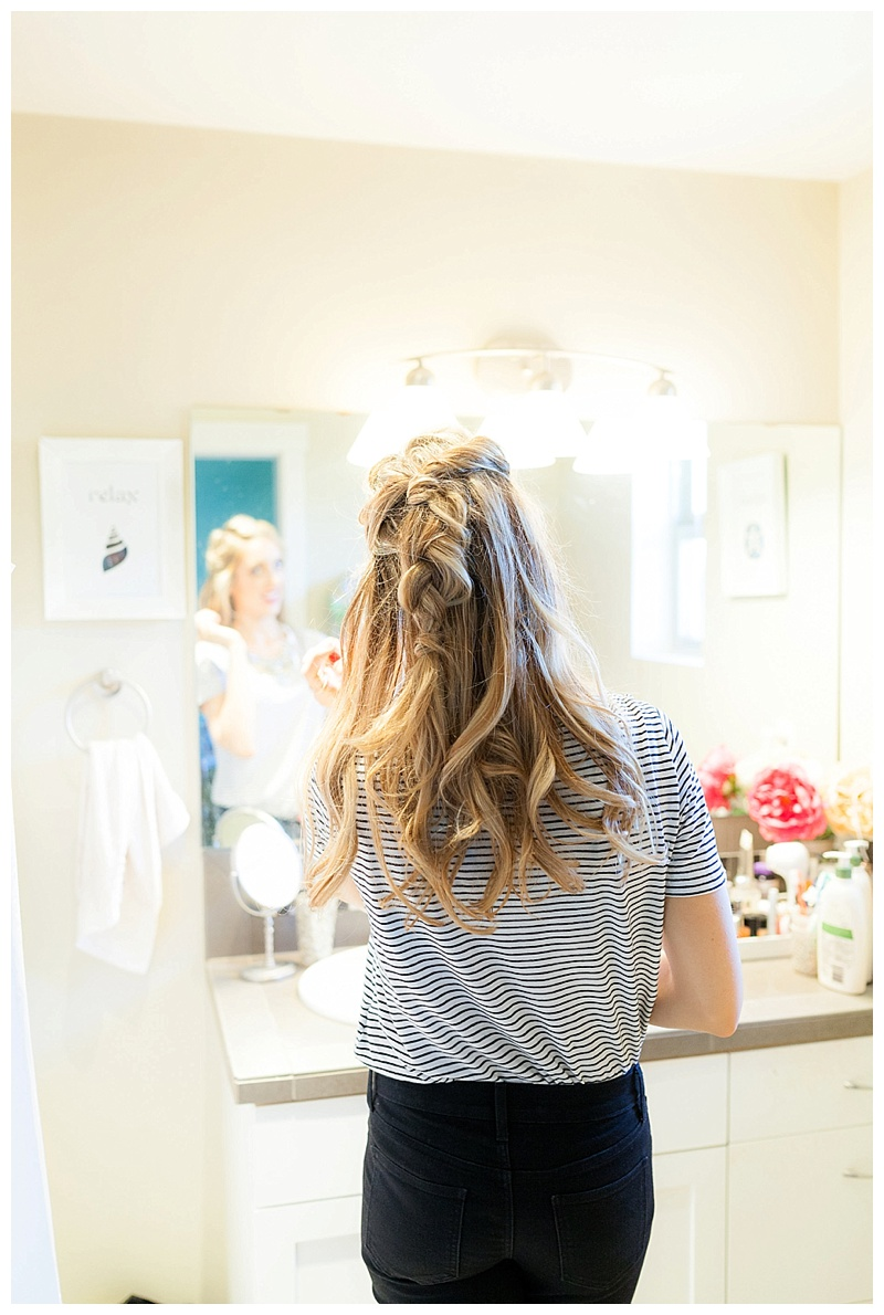 How To: Create a Twisted Dutch Braid Hairstyle