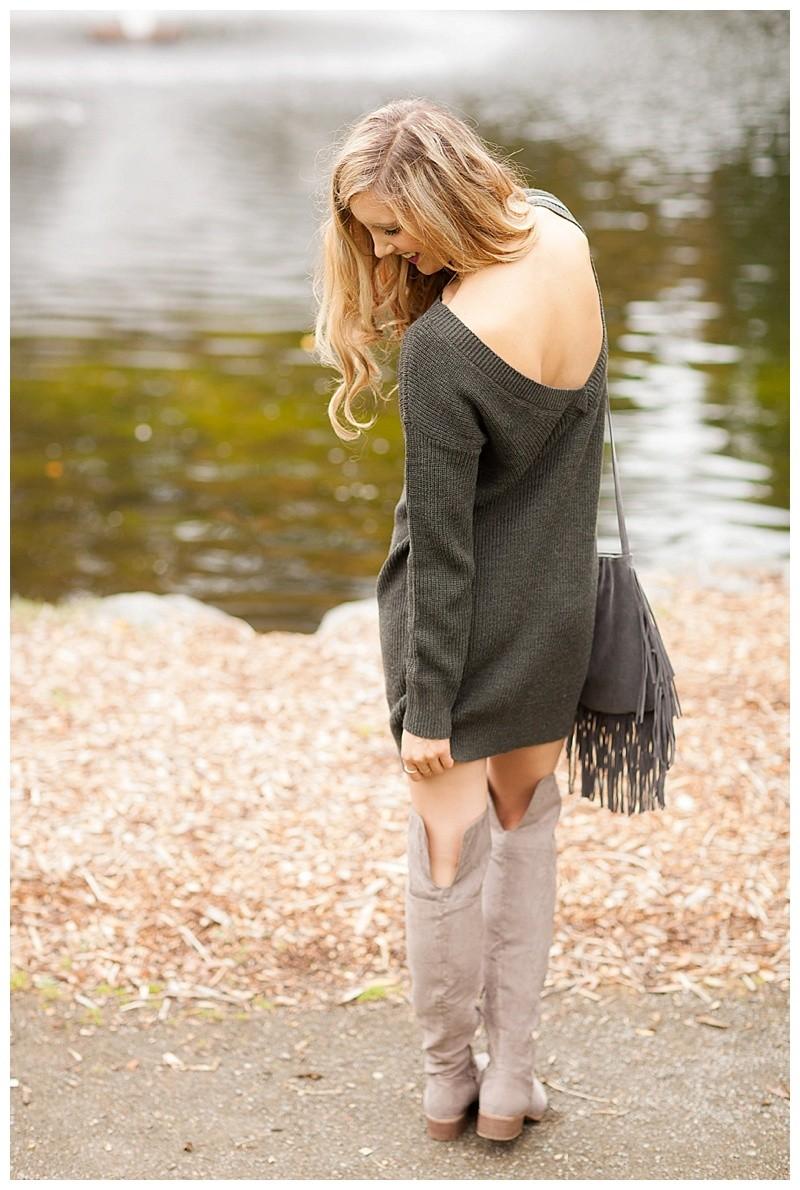 The Sweater Dress Under $29