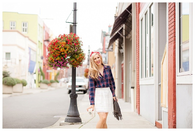 4 Ways to Style Plaid
