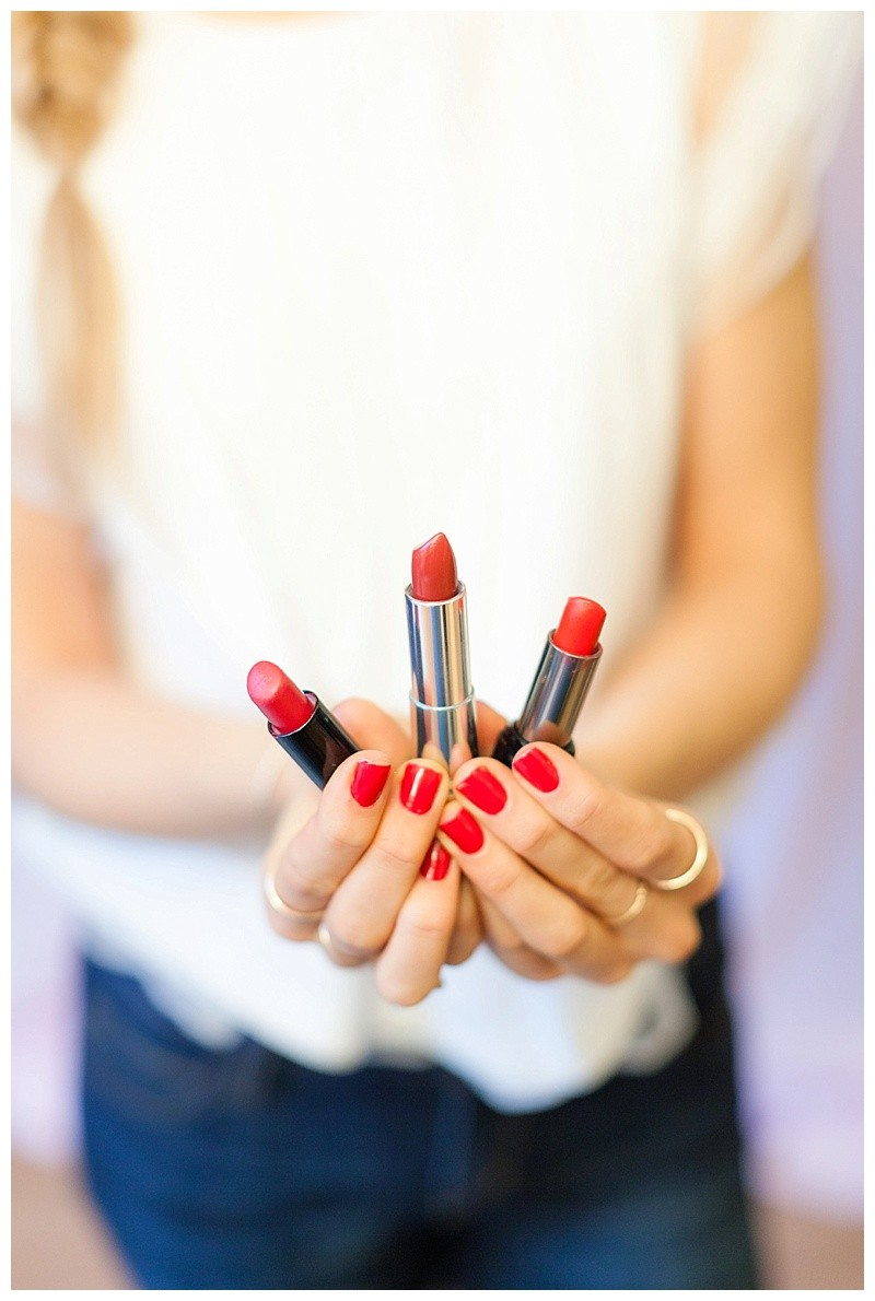 3 Lipstick Colors For The Holidays