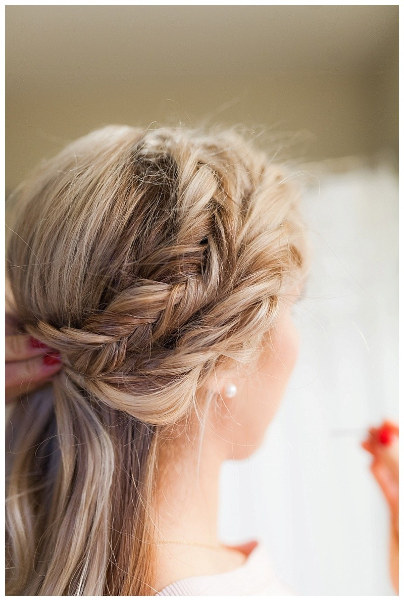 How To Create A Double Fishtail Braid