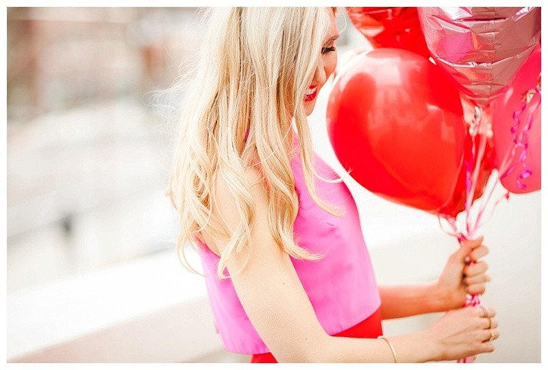 4 Steps For Styling Your Perfect Valentine's Day Outfit