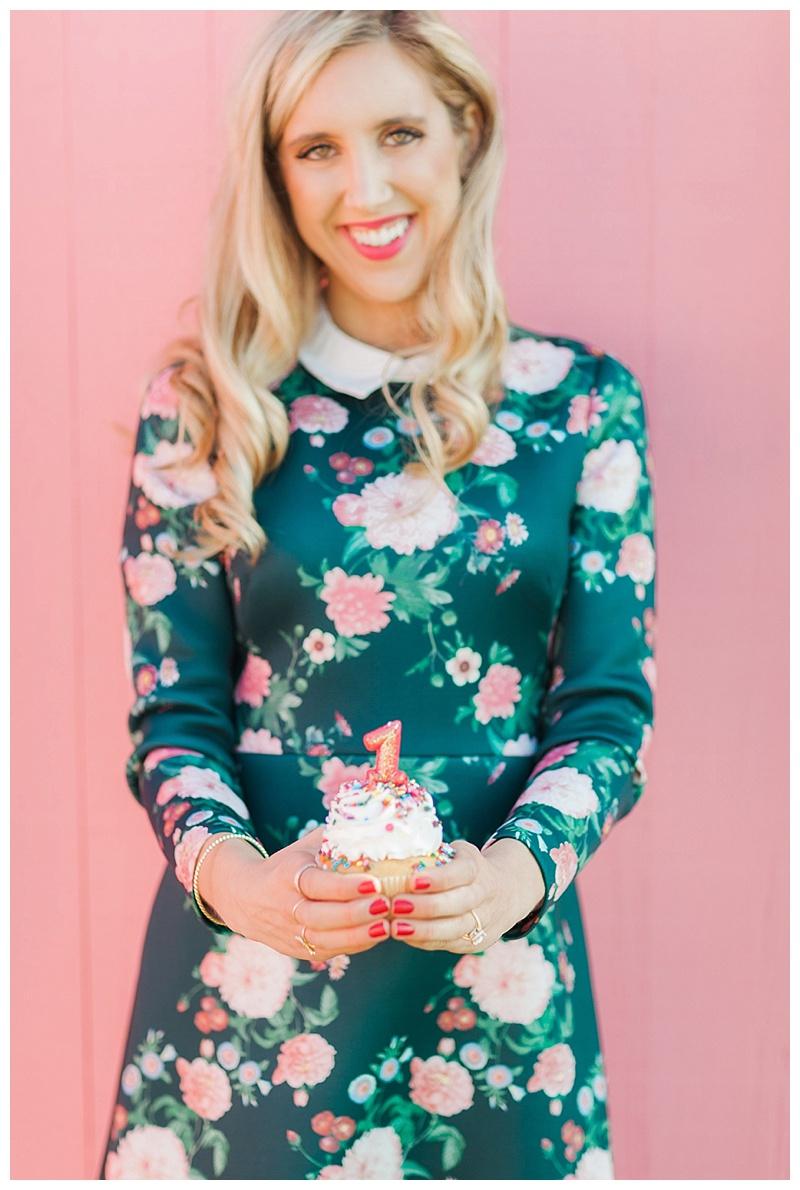 1 Year Blog Anniversary + Blush Babe Newsletter(s) Launch!