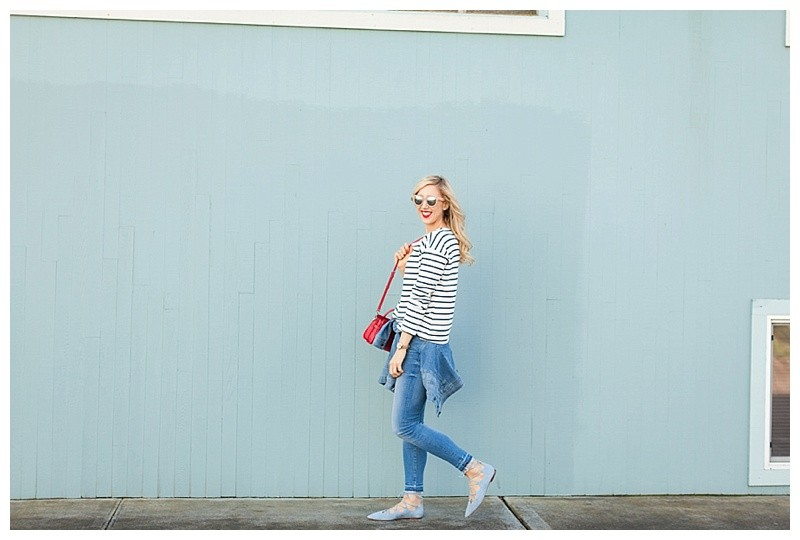 4 Steps to an Effortless Spring Outfit with Coach