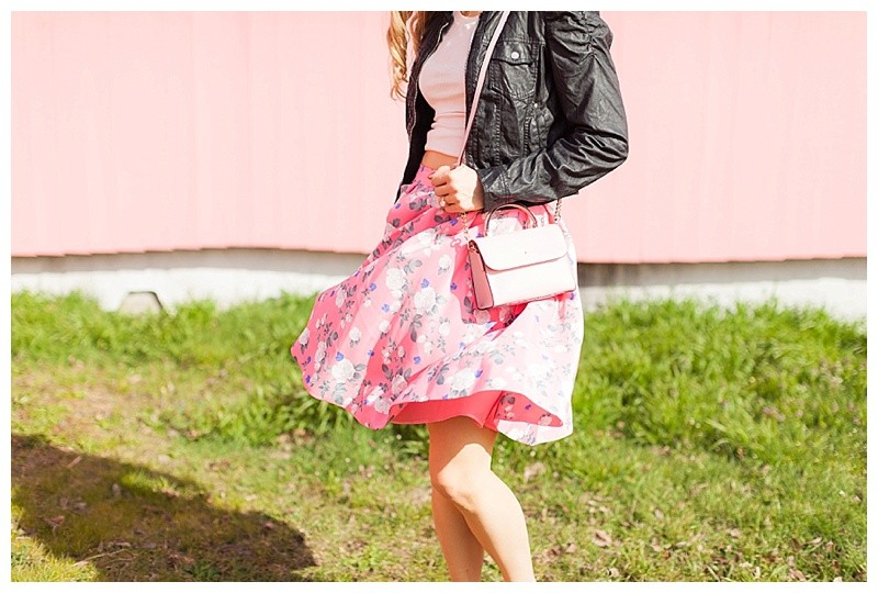 3 Ways To Make Floral Print Edgy Now