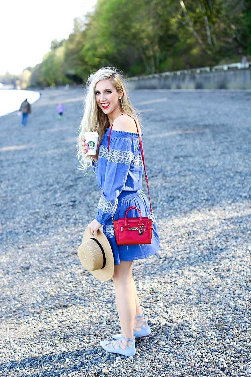 14 Swoon Worthy Off The Shoulder Pieces For Spring