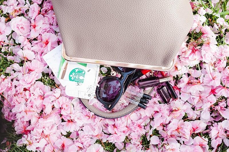What's In My JEMMA Handbag