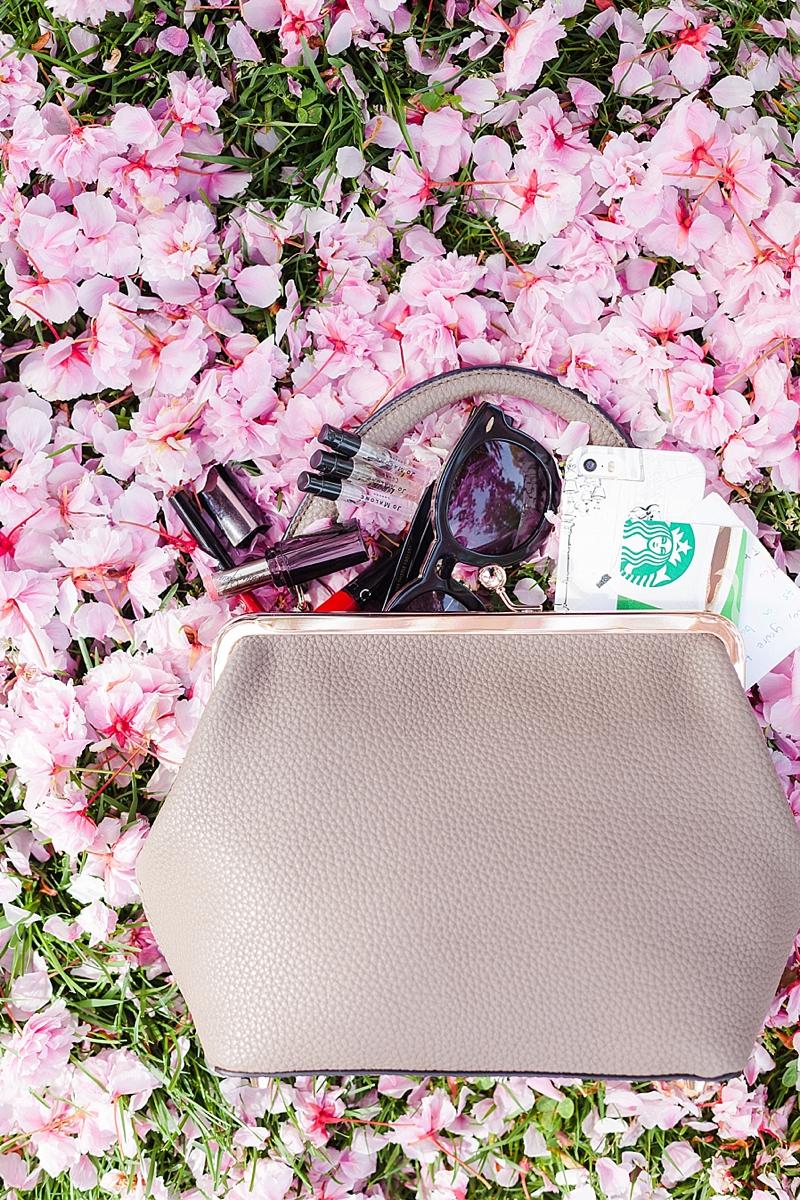 5 Items In My JEMMA Handbag