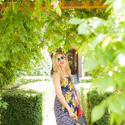 4 Reasons You WANT To Wear A Maxi Dress