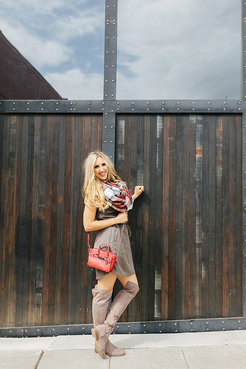 blush and camo, fall fashion, how to style, how to wear plaid