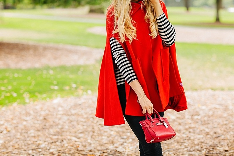 5 Reasons Why You Need To Try A Cape For Fall