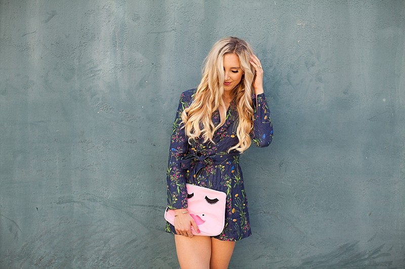 ba6bc0d9982b 5 Ways To Style A Summer Romper For Fall - Blush   Camo