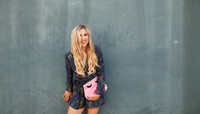 5 Ways To Style A Summer Romper For Fall