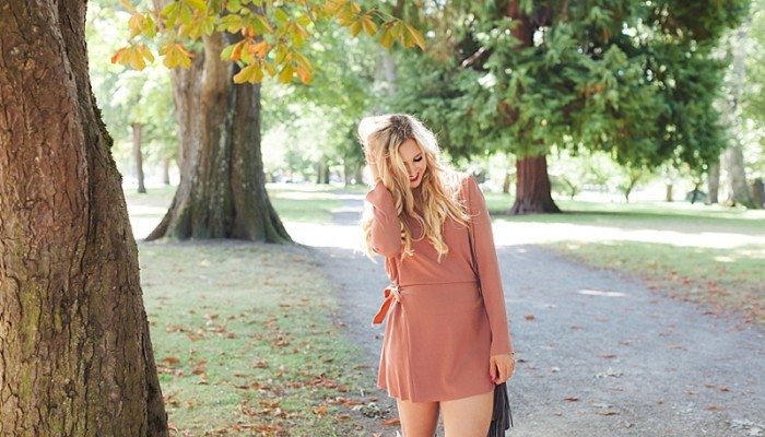 Colors To Wear For Fall + How To Style Them