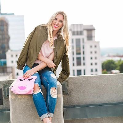 4 Ways To Style The Bomber Jacket Like A #GirlBoss