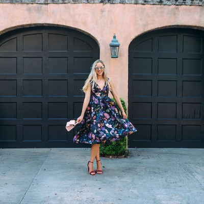 4 Style Tips For Wearing Fall Florals