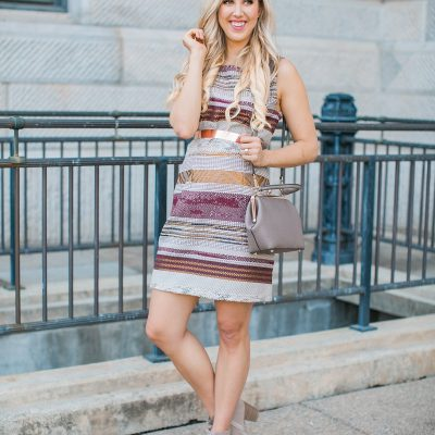 Lauren Conrad Crushed The Style Game With This Dress + How To Style It
