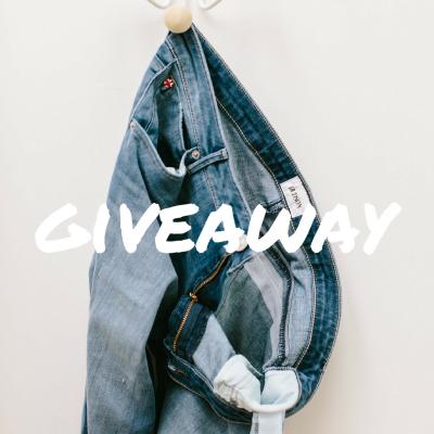 Hudson Jeans GIVEAWAY