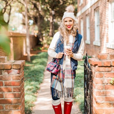 Wearing Plaid This Season?! Use These Style Tips.