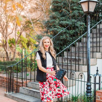 How To Dress For The Holidays Like A Southern Belle