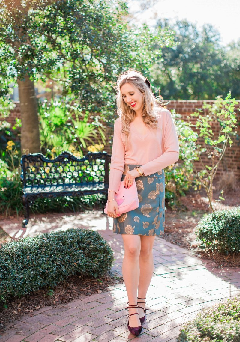 blush and camo, new year's resolutions,