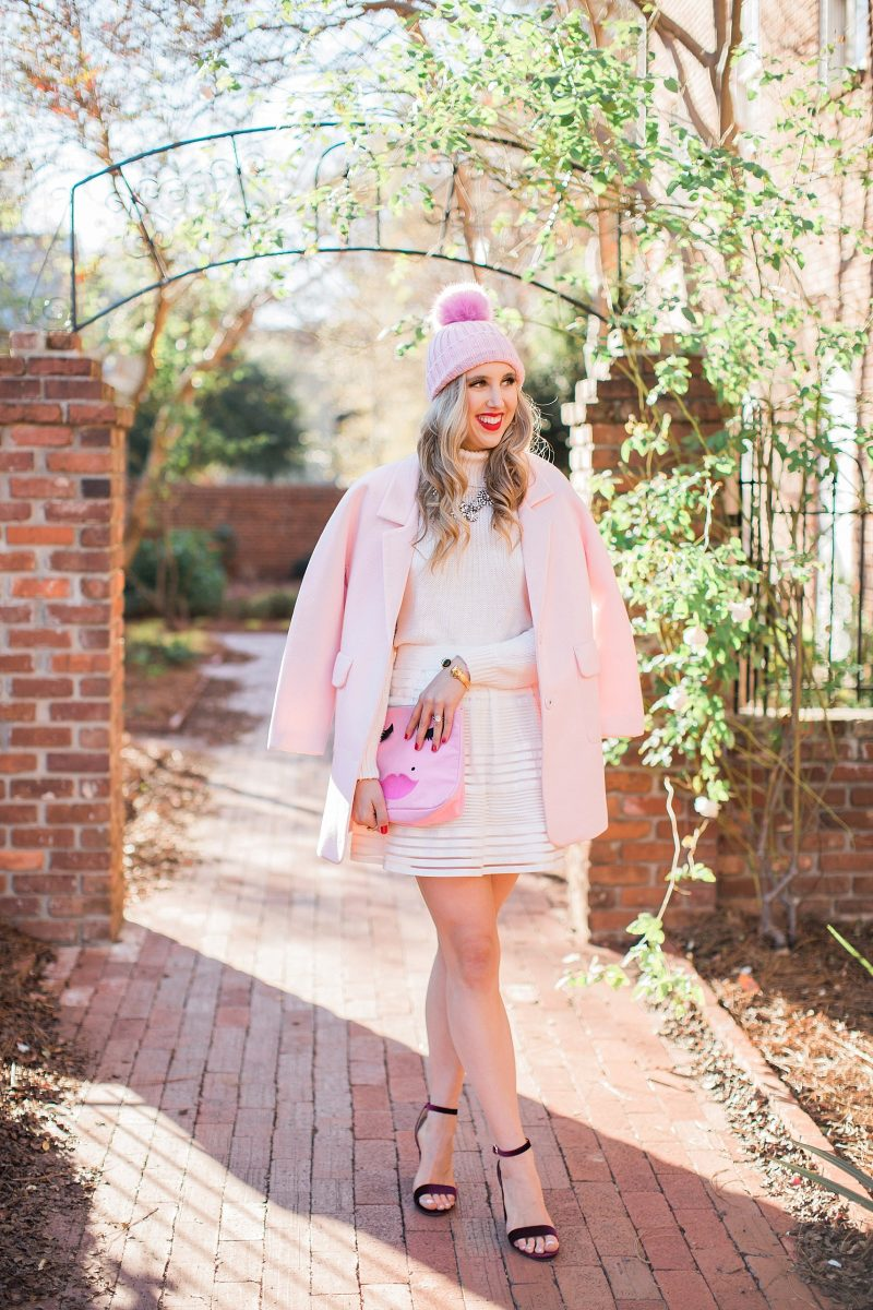 blush and camo, style trends, blush, style blog, trends, trends for 2017