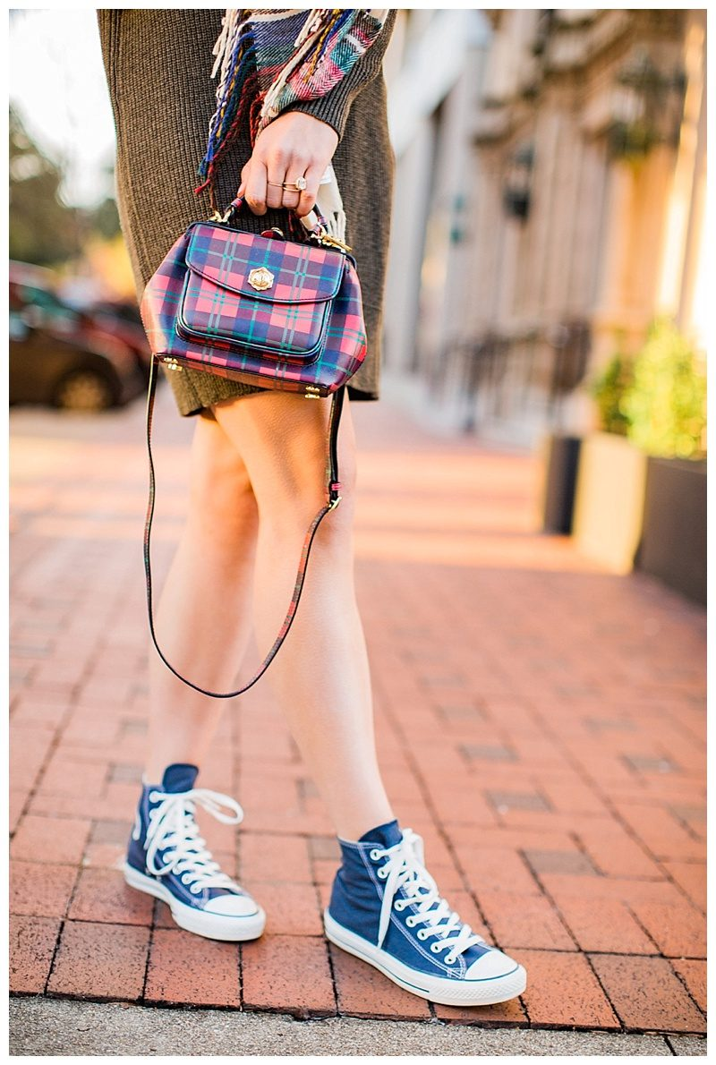 blush and camo, style blog, converse, Chuck Taylor,