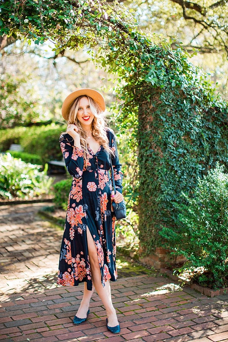 blush and camo, style tips, weekend style, fashion blog, boater hat