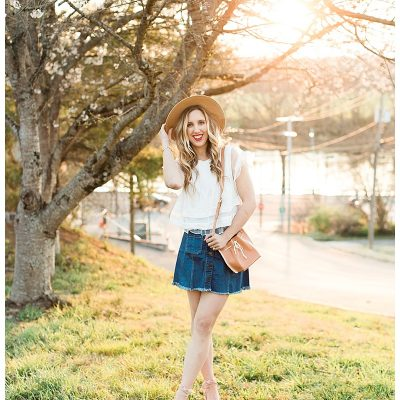 Classic Spring Outfit Anyone Can Recreate
