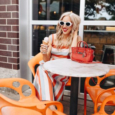 12 Affordable Striped Dresses Under $75