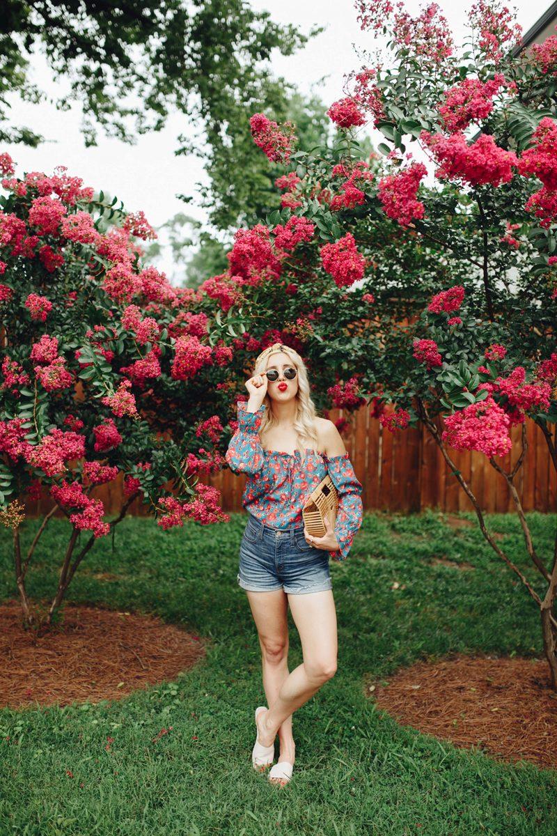blush and camo, social media break, social media, blogging break, fashion blogger, julianna christensen