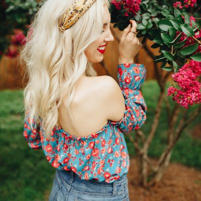 blush and camo, social media break, social media, blogging break, fashion blogger, julianna christensen