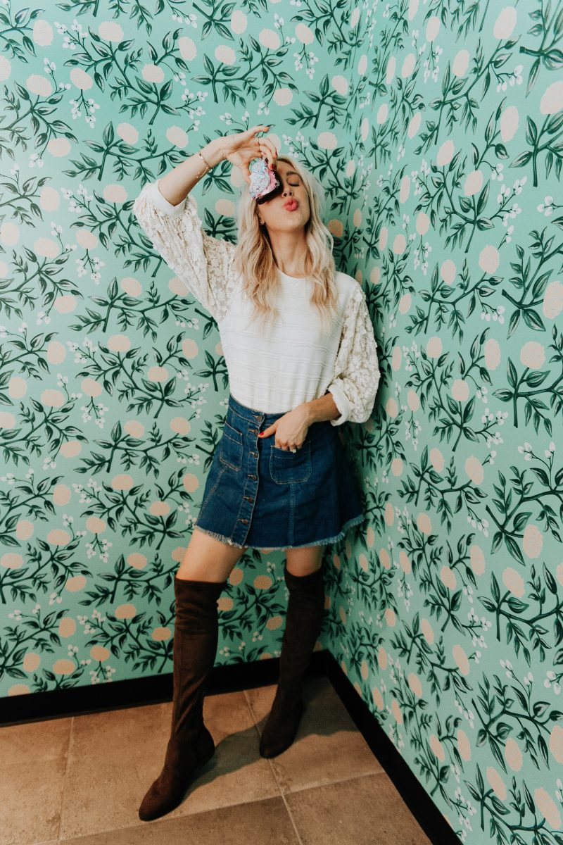 How To find Blog shoot locations, blog shoot locations, nahsville murals, blog tips, blush and camo