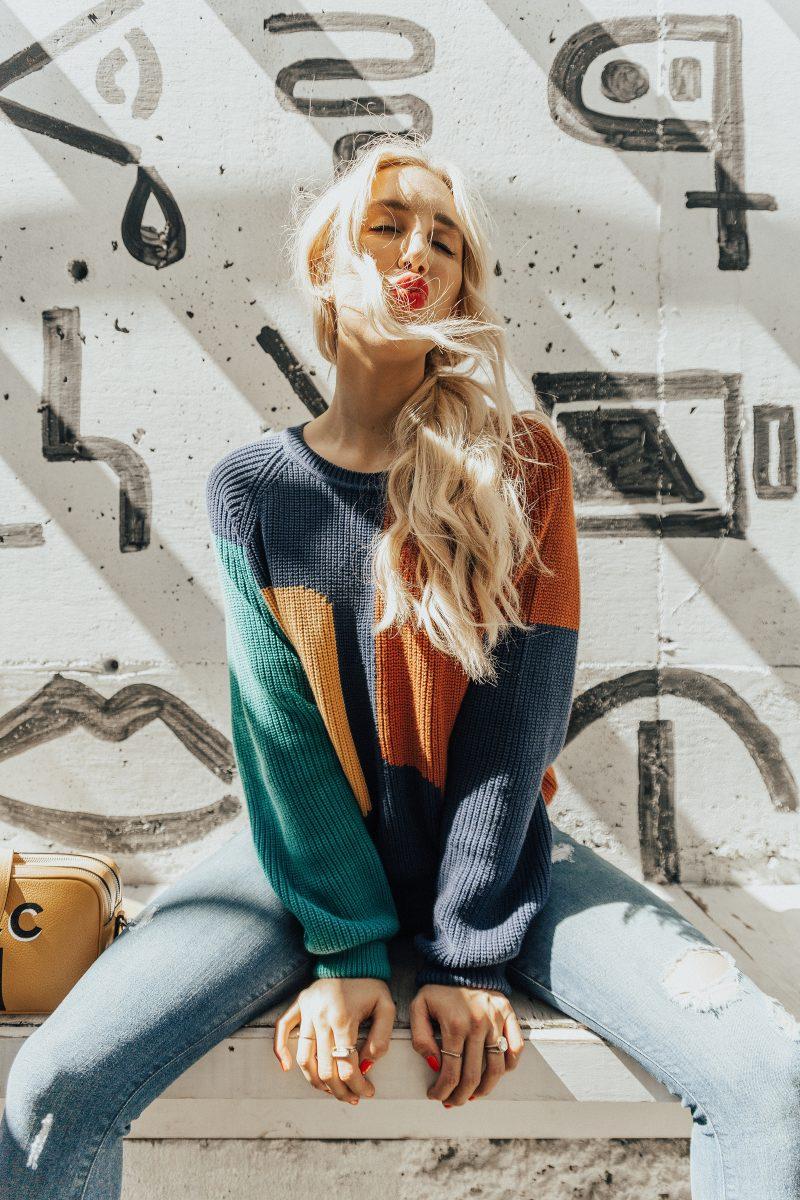 The Most Instagram Worthy Spots in Nashville, blush and camo, nashville murals,
