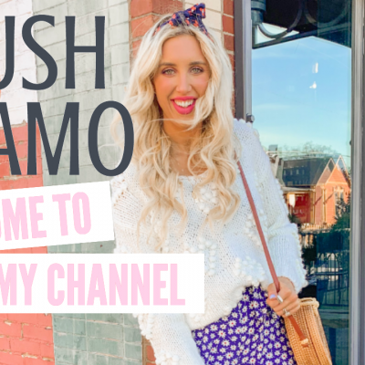 youtube, youtube channel, blush and camo