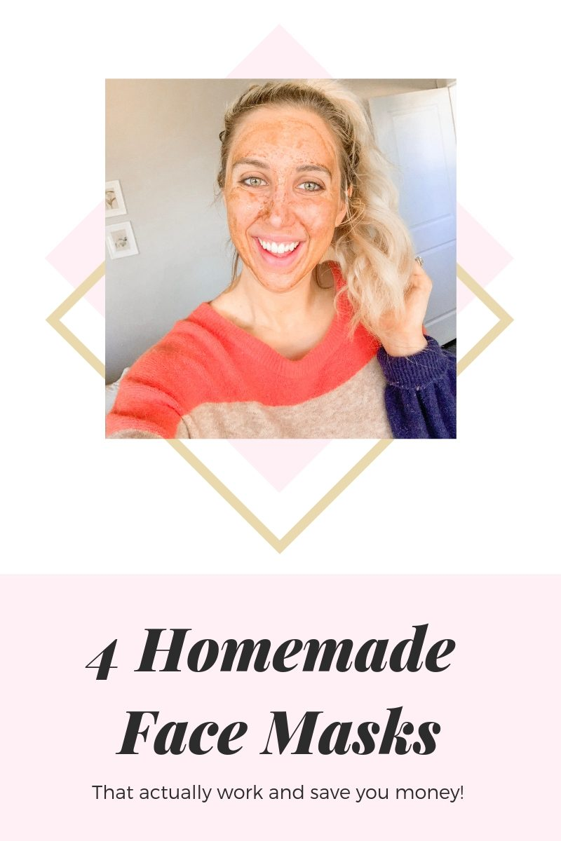 4 Homemade Face Masks That WORK!