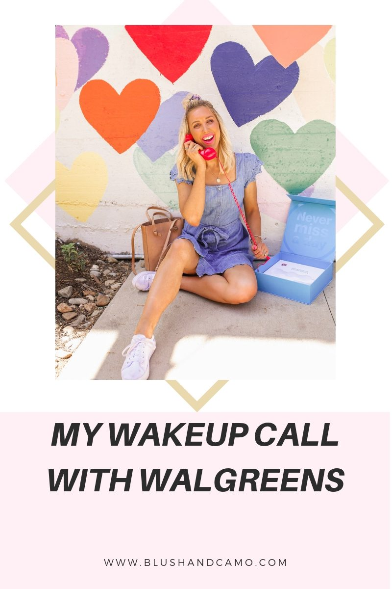My Wake Up Call With Walgreens