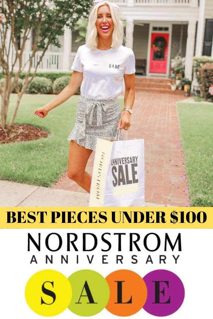 Best Of The Nordstrom Anniversary Sale Under $100