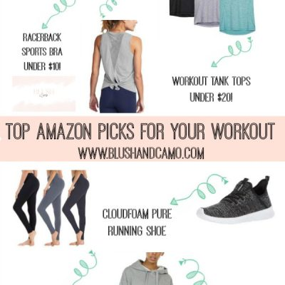 Amazon Athleisure Wear Under $40