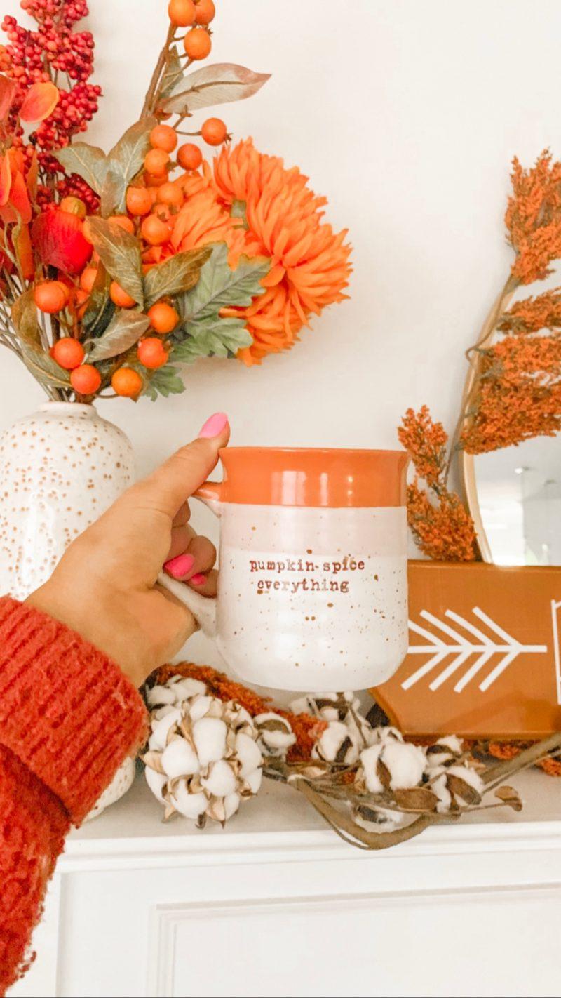 Healthy Fall Coffee Recipes