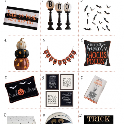 The BEST Halloween Decorations Under $50