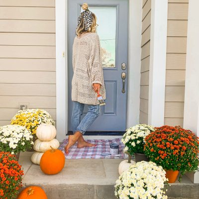 Home Project: Painting My Front Door