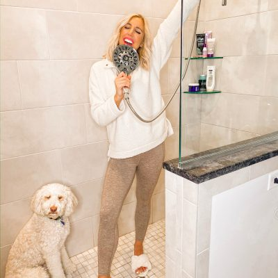 Home Project: New Master Shower Head