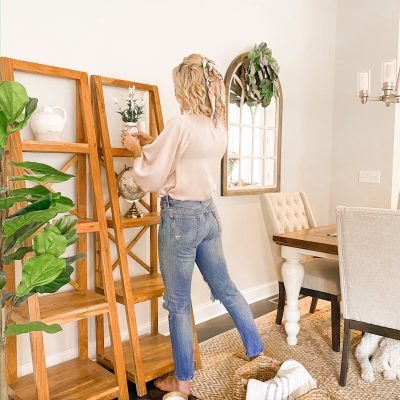How To Decorate Your Shelves On A Budget + Best Places To Shop