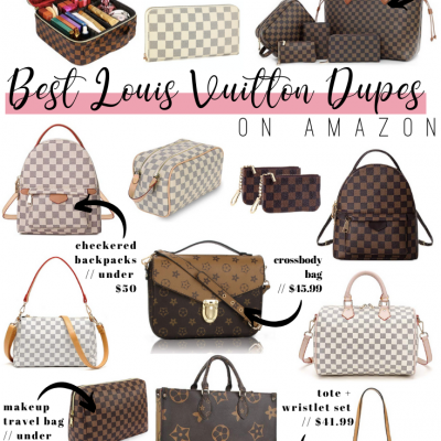 The Best Louis Vuitton Dupes On Amazon