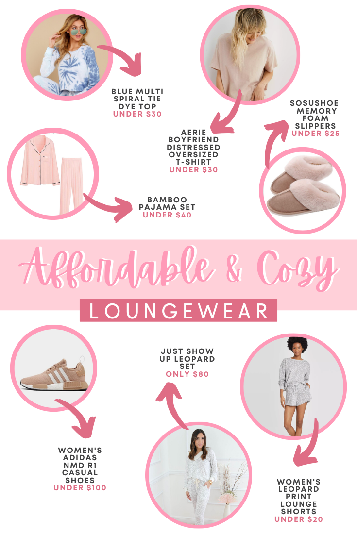 The Cutest Loungewear For Social Distancing