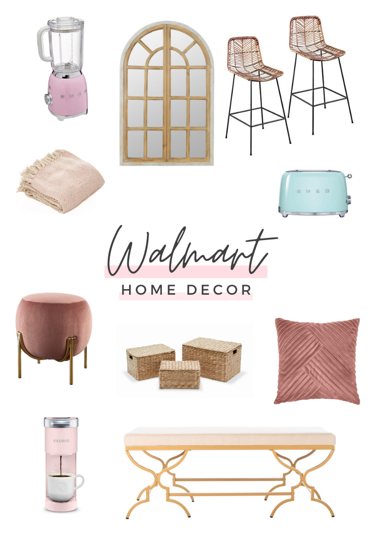 Top Walmart Home Decor Finds Spring 2020